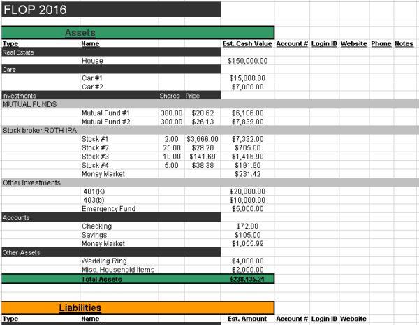 11 best Simple Balance Sheet Template By ex-Deloitte Consultants - balance sheet