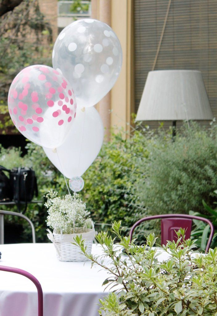 M s de 25 ideas fant sticas sobre globos para bautizo en for Bar jardin barcelona