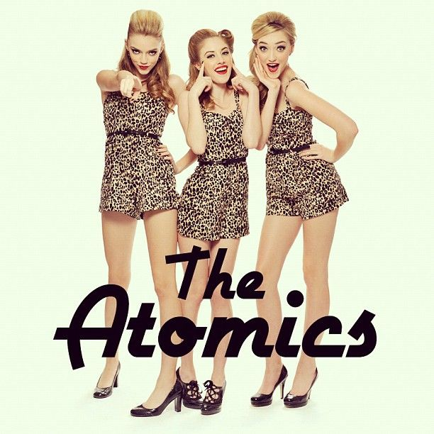 23 best The Atomics by...
