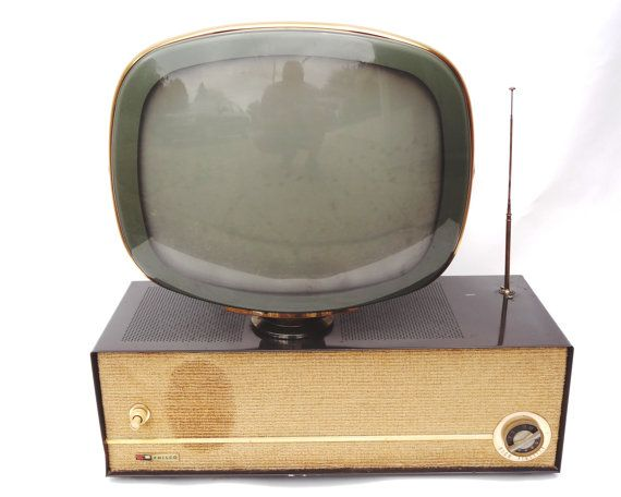 Not meaningful. Round screen vintage televisions charming