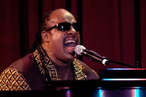 "Stevland Hardaway Morris (born May 13, 1950, as Stevland Hardaway Judkins), known by his stage name Stevie Wonder, is an American singer-songwriter, multi-instrumentalist, record producer and activist. Blind since shortly after birth, Wonder signed with Motown's Tamla label at the age of eleven and continues to perform and record for Motown to this day.  Among Wonder's best known works are singles such as ""Superstition"", ""Sir Duke"", ""I Wish"" and ""I Just Called to Say I Love You""."
