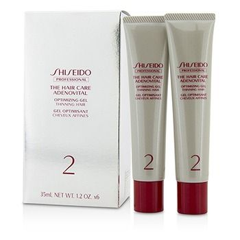 The Hair Care Adenovital Optimizing Gel (Thinning Hair) 6x35ml/1.2oz
