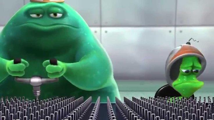 "Pixar: Short Films #13 ""Lifted"" (2006)"