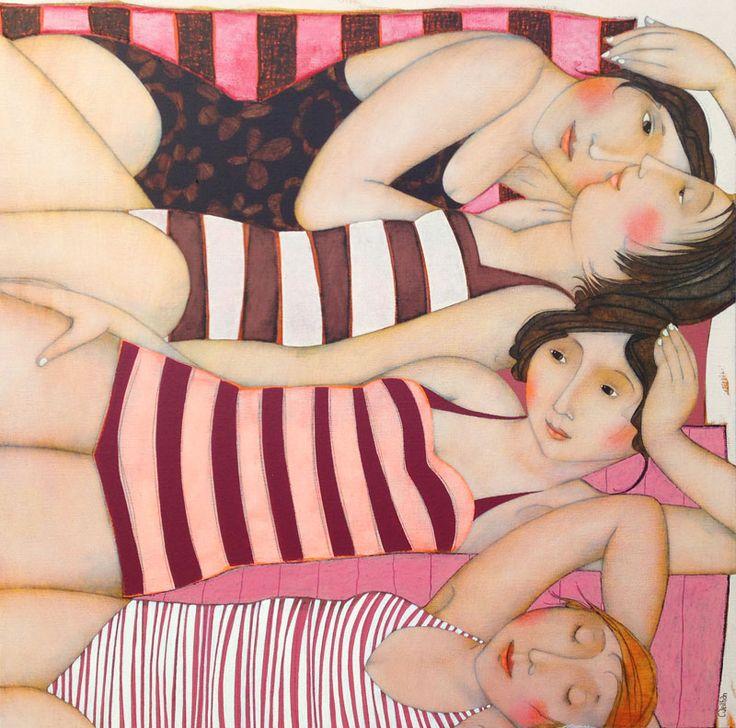 Cecile Veilhan | Cécile Veilhan | Galerie Artis