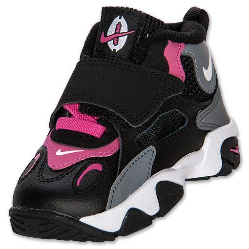 ... girls toddler nike air max speed turf training shoes finishline black  ...