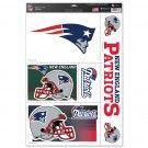 NEW ENGLAND PATRIOTS 11X7 ULTRA DECALS | #NewEngland #Massachusetts #Boston #Patriots #TomBrady #NewEnglandPatriots #Memorabilia #Sports #Merchandise #Football #NFL | Order Today At www.sportsnutemporium For Only $3.25