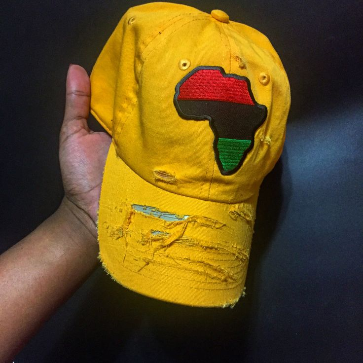 Custom Hats by Lee — Mother land dad hat