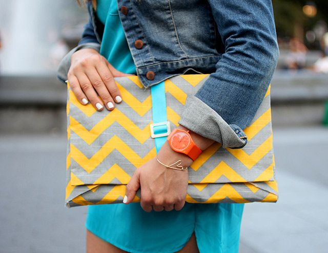 DIY Ideas:  8 No-Sew Projects for Laptops, Tablets & Phones