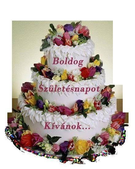 Szülinapi köszöntő + ingyenes ajándék   click   http://ek24.hu/koszonto
