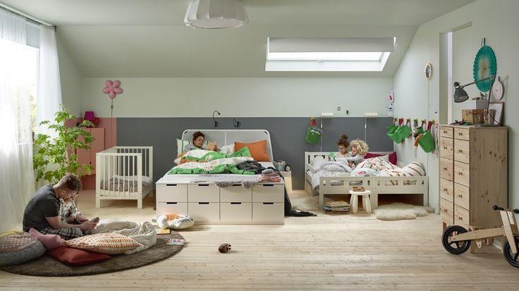 De 20 b sta id erna om lit escamotable plafond p pinterest - Lit escamotable plafond ikea ...