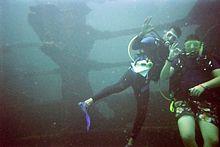 Scuba diving - Wikipedia, the free encyclopedia