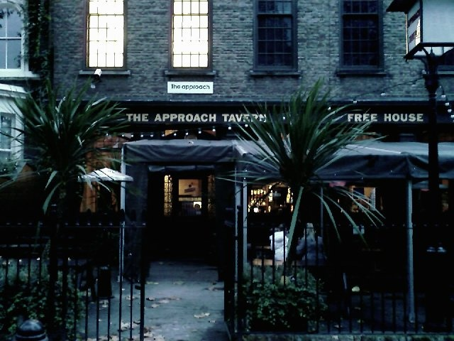 A great roast at Approach Tavern, Bethnal Green