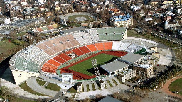 Ferenc Puskas Stadion es el escenario ubicado en Budapest (Hungría). Fue abierto en 1953 y tiene capacidad para 69.000 espectadores.