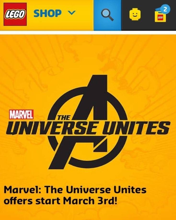 Lego Avengers Infinity War sets have officially been announced on the Lego website! - - - - - - - #marvelcomics #marvel #avengers #theavengers #avengersinfinitywar #infinitywar #thanos #disney #mcu #lego #marvelnews #marvelcinematicuniverse #ironman #hulk #captainamerica #blackwidow #lego #spiderman #blackpanther #antman #guardiansofthegalaxy #batman #superheroes #marvelsuperheroes #marvelstudios #marveluniverse #funkopop #starlord #tonystark #marvelmovies #legos