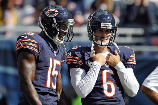 The Chicago Bears Can't Get Cute with New York Giants
