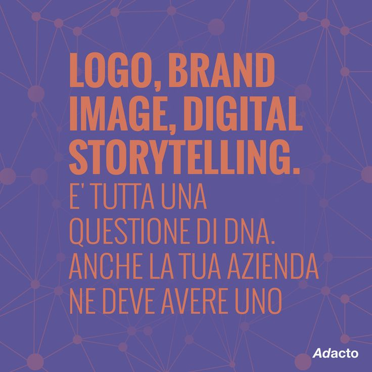 #Tips4Business: aziende e DNA.
