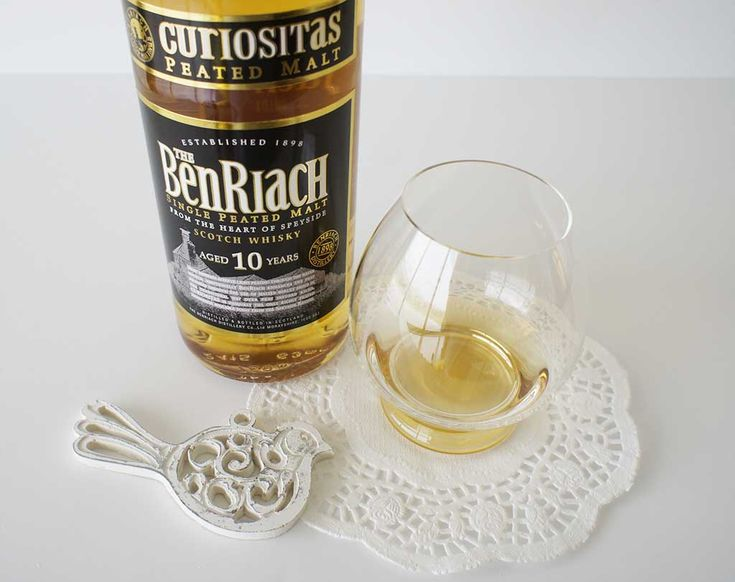 Peat from Speyside: BenRiach Curiositas #whisky #BenRiach #Scottishwhisky #whiskyoftheweek #tastingnotes
