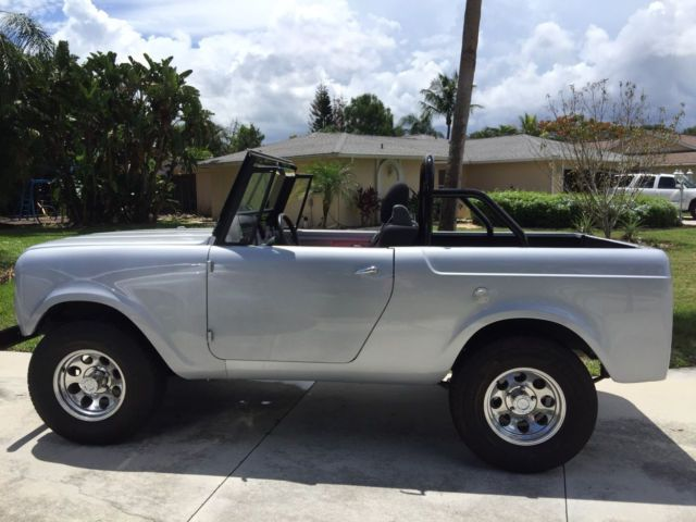 1963 International Harvester Scout 80 Completely Restored For Sale Photos Technical International Harvester Scout International Harvester International Scout