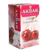 Té negro Akbar con sabor a cereza (Guinda)
