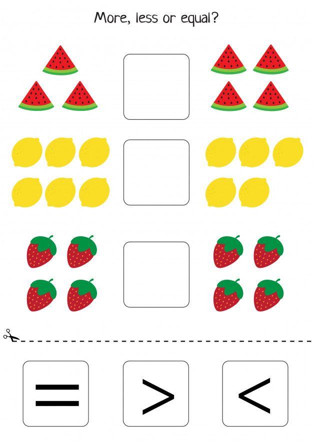 Educational Worksheet For Preschool Kids Sequencing Activities Kindergarten Kindergarten Math Worksheets Preschool Learning Activities