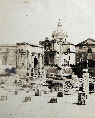 Rome, 1900. Milano Giorno e Notte - We <3 You! http://www.milanogiornoenotte.com