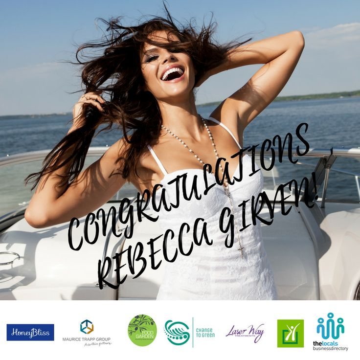 Congratulations Rebecca Girven who has won our New Year Boost valued at over $799! We hope you feel fabulous in 2017!   A big THANK YOU to our sponsors - Change to Green, Maurice Trapp Group, HoneyBliss, Fitness Nutritious, Food Garden, Laser Way, Clever Kids, and Majesty Mortgage Brokers.   Rebecca please check your facebook messages for a message from us!  For more competitions - follow us on facebook http://www.thelocalsbusinessdirectory.co.nz/ or instagram…
