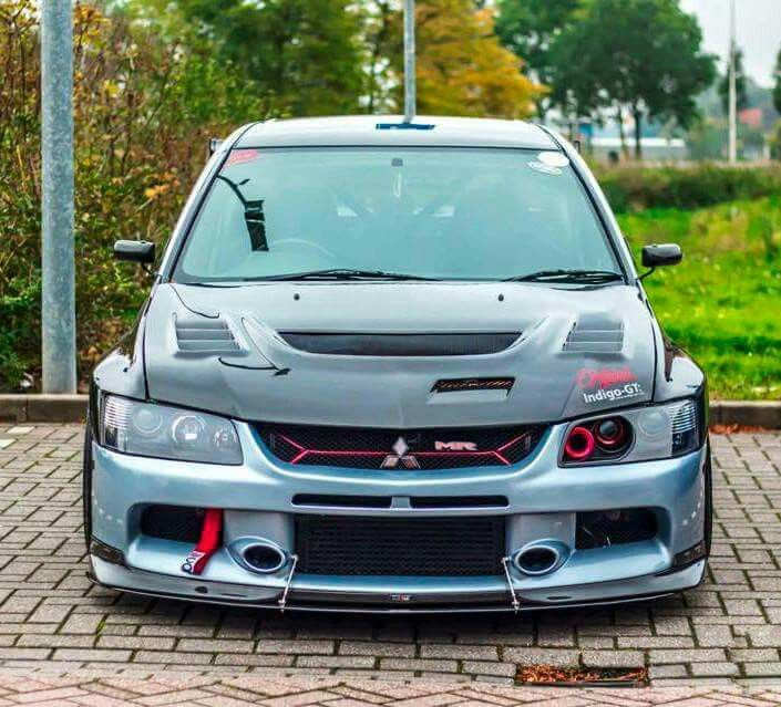 Mitsubishi Lancer Evolution 9 mr