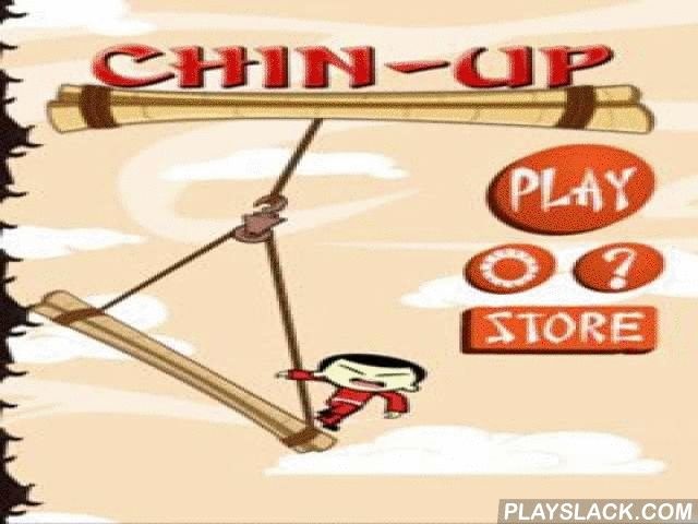 Chin Up  Android Game - playslack.com , In this very affirmative and joyful artifact, you will have to aid Chin who works as a material. He needs to be on a making  roof by means of a powerful wood cradle but the concern is that the course is changed  by different objects and things which descend from large dimension. antiparallel with a multicoloured image in the game you will perceive also a humorous musical message which is flavored with quite better effects and even a postscoring of the…