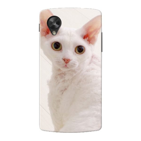 LG Google Nexus 5 White Devon Rex Case