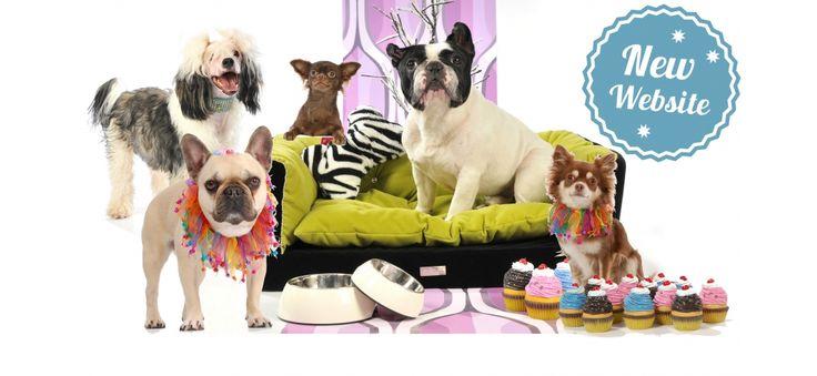 Jules hondenboetiek, online shoppen voor hippe hondenkleding en trendy hondenaccessoires zoals hondenmanden en halsbanden