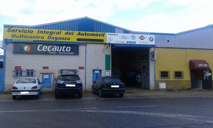 Talleres Top, el mejor buscador y comparador de talleres mecánicos - MULTICENTRO DAGANZO (CAUCHOTYREX)