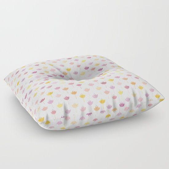 crocus1 Floor Pillow
