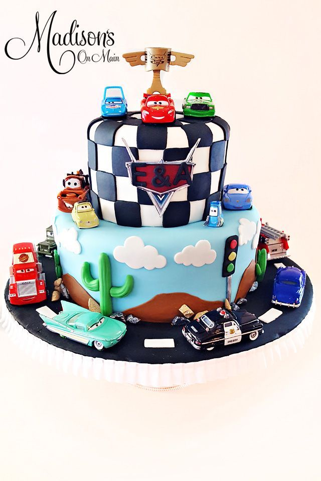 Best 25 Disney Cars Cake Ideas On Pinterest Cars Theme