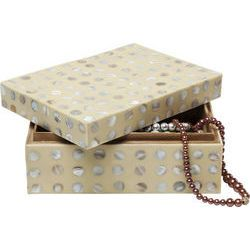 Box Perla Dots Rectangular