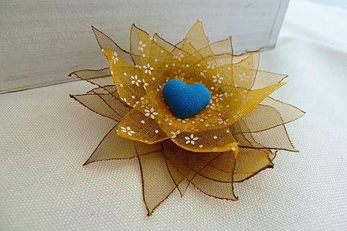 Martinuska / S modrým srdcom