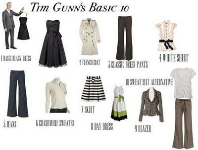 Wardrobe essentials                                                                                                                                                     More
