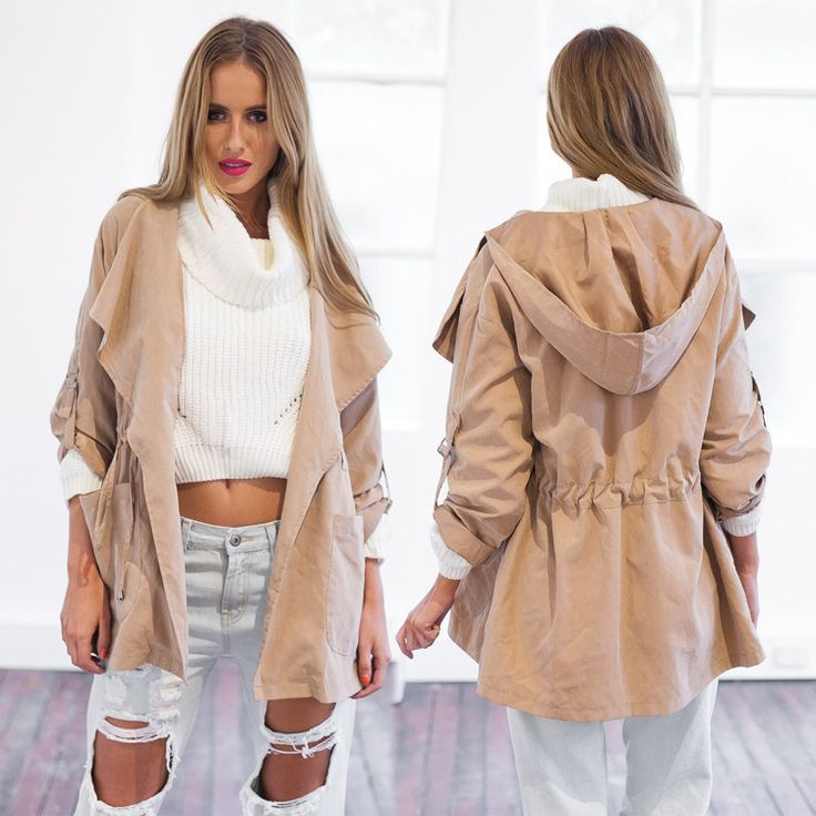 light trench jacket – Maries Boutique