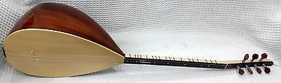 Turkish Professional Short Neck Juniper Baglama Saz
