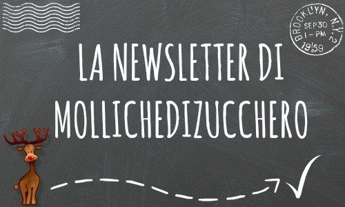 Newsletter di Mollichedizucchero