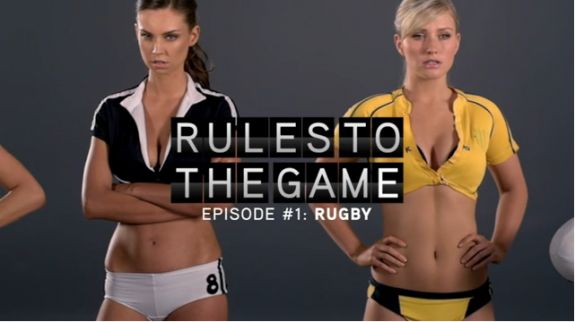LYNX – The Rules of Rugby [Video]