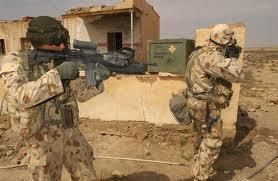 Australian Commando's