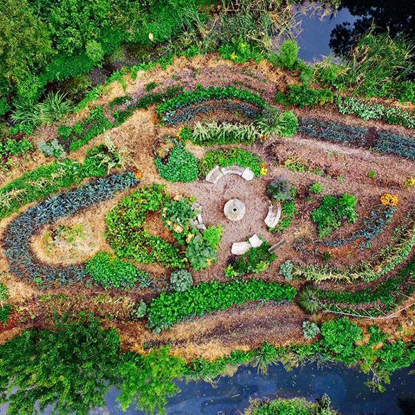 1000 id es sur le th me agro cologie sur pinterest for Jardin permaculture