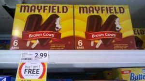Mayfield Ice Cream Novelties $0.50 A Box - http://www.couponoutlaws.com/mayfield-ice-cream-novelties-0-50-a-box/