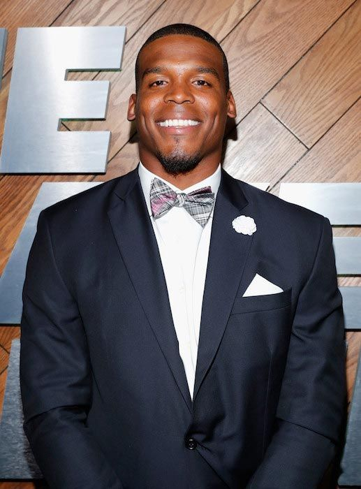 """cam newton biography Cameron jerrell """"cam"""" newton (created may 11, 1989) is an american football quarterback for the carolina panthers of the national football league (nfl) he's just the 3rd player (and the first since 1950) to be given the heisman trophy, win a national tournament, and become the very first overall pick in the nfl draft all."""