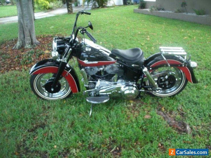 1962 Harley-Davidson Other #harleydavidson #other #forsale #unitedstates