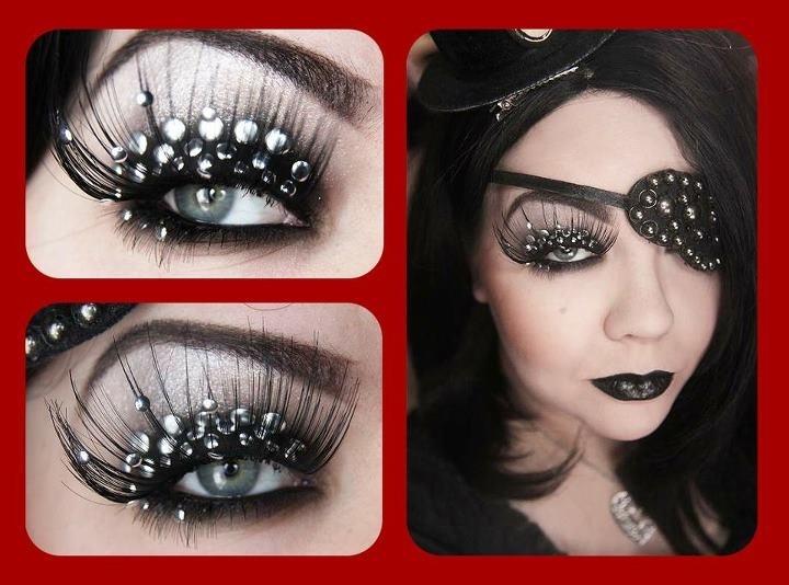 Pirate makeup   Pirates   Pinterest   Makeup, The o'jays ... - photo#33