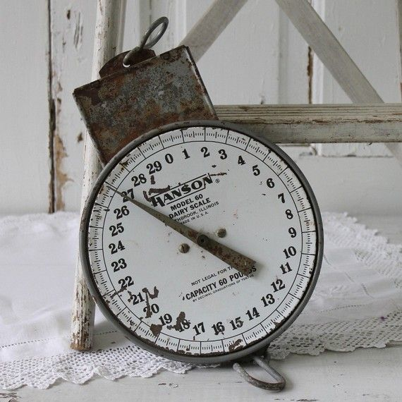 17 Best Images About Vintage Dairy Scales On Pinterest