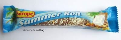 Grocery Gems: Cadbury Europe Summer Roll Review (Cybercandy)