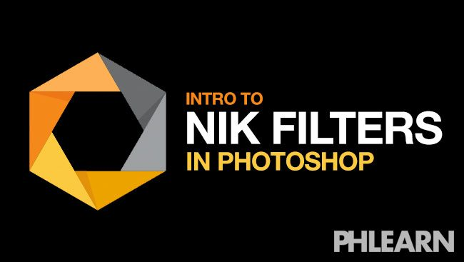 Intro to Nik Filters in Photoshop (Free Download) - @Phlearn