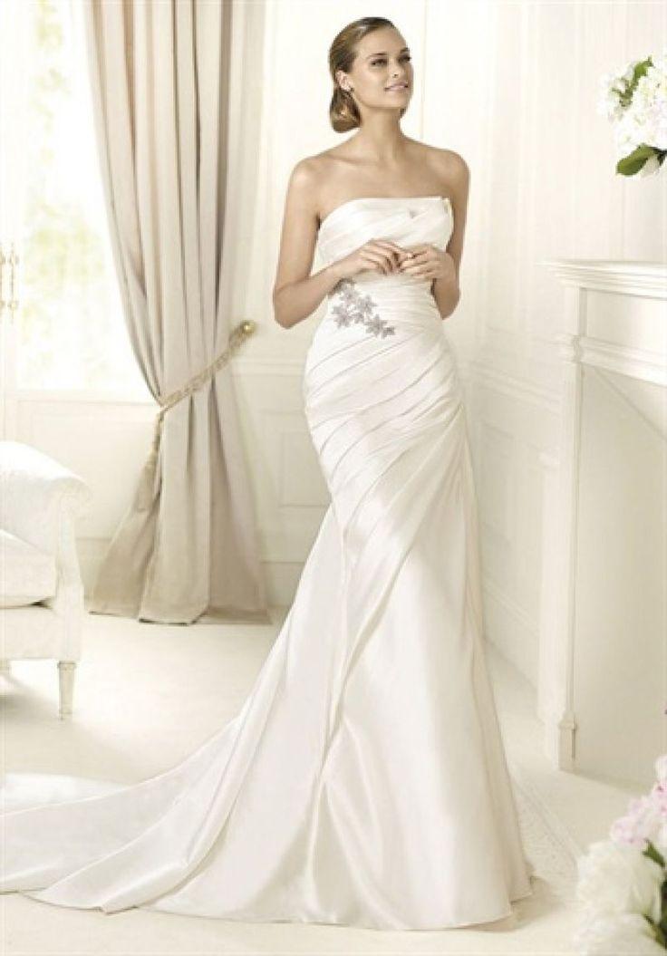 Top 10 rochii de mireasa tip sirena pentru 2014